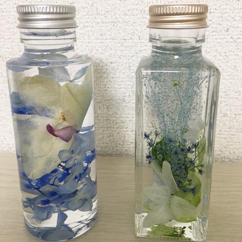 blue daisyの作品例
