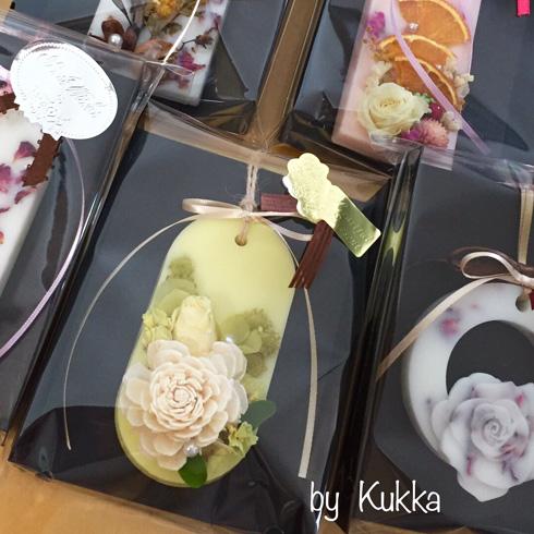 Kukkaの作品例